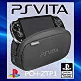 Offizielles Sony Playstation PS Vita Soft Travel Pouch Tragetasche–mit Dual Staufächer für...