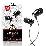 Kabelgebundene Kopfhörer In-Ear-Ohrhörer Stereo Sound Noise Cancelling Earphones R20 Mit...