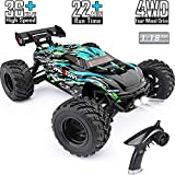 36km / h High Speed ​​4x4 RC-Rennwagen 1/18 IPX4 wasserdicht Big Foot Geländewagen...