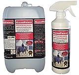 CleanPrince 2,5 Liter Pferdedeckenimprägnierung Pferdedecke Imprägnierung Wetterschutz...