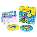 Mental Arithmetic Kartenspiel für Kinder 5+ 9+ | Mathe-Spiel für 5-Jährige | Spiel zählen bis 5 und bis 10 | Brettspiel für 4 Jahre | Matching-Spiel