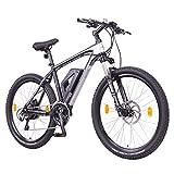 NCM Prague+ 36V, 26'Zoll E-MTB, Mountainbike E-Bike, 250W Bafang Heckmotor, 14Ah 504Wh Akku +...