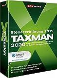 Lexware Taxman 2020 für das Steuerjahr 2019|Minibox|Übersichtliche Steuererklärungs-Software für...