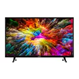MEDION X14304 108 cm (43 Zoll) UHD Fernseher (Smart-TV, 4K Ultra HD, HDR, Netflix, WLAN, DTS Sound,...