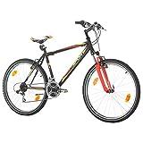 BIKE SPORT LIVE ACTIVE Bikesport Thunder 26 Zoll Fahrrad Mountainbike Herren-Fahrrad Jungen-Fahrrad...