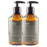 Jean & Len Shampoo Feuchtigkeit, Rosemary & Ginger, Feuchtigkeitsspender für trockenes, sprödes...