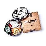 BELFORT® 20 hochwertige Plektren für Gitarre in edler Geschenk Box Gitarren Plektrum aus extrem...