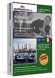 Italienisch-Businesskurs mit Langzeitgedächtnis-Lernmethode von Sprachenlernen24: Lernstufen B2+C1....