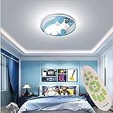 Xiao Einfache, Moderne LED-Decke Kreative Niedliche Kleine Mädchen Prinzessin Schwein Furz...