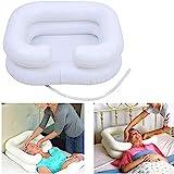 Aufblasbares tragbares Shampoobecken aus PVC, Bettlägerige und behinderte Schwangere, bettlägerige...