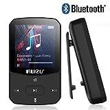 RUIZU Bluetooth 4.1 MP3 Player 8GB Mini Sport Musik Player mit Clip, 30 Stunden Wiedergabe...