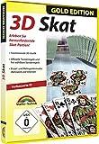 3D Skat Gold Edition - Premium Kartenspiel für Windows 10 / 8.1 / 7 / Vista