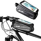 Schildeng Fahrrad Rahmentasche [Wasserdicht] Fahrrad Telefon Front Frame Tasche, Fahrrad Top Tube...