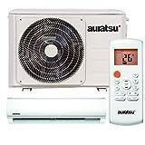AURATSU AWX-24KTA Split Klimaanlage 7,0 kW 24000 BTU, für bis zu 110 qm, WiFi Ready Invert...