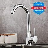 GAVAER Wasserhahn Küche,360° Drehbar Küchenarmatur, Geeignet für Spültischarmatur und...
