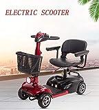 JCDZSW Elektroauto Faltbarer Elektroroller, 20AH / 30AH250W Allrad-Elektroroller, geeignet für alle...