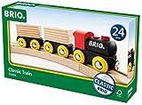 BRIO World 33409 - Classic Holz-Transportzug
