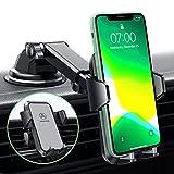 VANMASS Handyhalterung Auto Handyhalter fürs Auto Lüftung & Saugnapf Halterung 3 in 1 Smartphone...