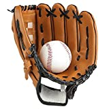 Lazy Puppy Sport & Outdoor Batting Handschuhe Krug Baseball Handschuhe mit einem Ball Softball...