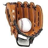 Lazy Puppy Sport & Outdoor Batting Handschuhe Krug Baseball Handschuhe mit einem Ball Softball...