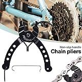 Cherishly Zange Kette Werkzeuge,Cycling Kettengliedzange für...