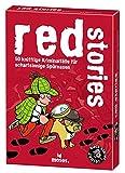 moses. black stories Junior red stories | 50 knifflige Kriminalfälle für scharfsinnige Spürnasen | Das Rätsel Kartenspiel für Kinder
