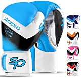 Starpro Boxhandschuhe Muay Thai Training Boxsack - Ideal für Kickboxen, Sparring, Sandsack...
