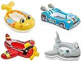 Intex Pool Cruiser - Aufblasbare Babysitz / Schwimmboot, Modell Sortiert
