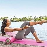 Barbara Becker Fitness-Set Fitness DVD | Miami Fit | Faszienrolle | Foamrolle | Yogamatte | Tasche |...
