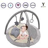YUEHAPPY Baby Fitness Matte, Baby Fitness Spielzeug, Klavierspielzeug, Eltern Kind Erfahrung, Baby...