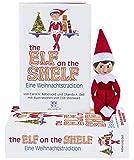 The Elf on the Shelf Eine Weihnachtstradition | Deutsche Girl Christmas Tradition | Mädchen Elf