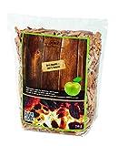 RÖSLE Räucherchips Apfel, 750 g, rauchaktiv, Qualität aus Deutschland
