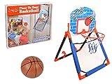 HH Poland Basketballkorb fürs Zimmer Mini Basketball Set für Kinder K129585