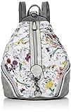 Rieker Damen Handtasche Rucksackhandtasche, Mehrfarbig (Ice-Multi/grau/Frost), 400x160x330 cm