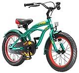 BIKESTAR Premium Sicherheits Kinderfahrrad 16 Zoll für Jungen ab 4-5 Jahre   16er Kinderrad Cruiser...