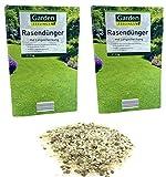 Garden Feelings Rasendünger Langzeitwirkung Rasen Dünger 2x3 Kg für ca. 260qm