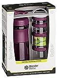 BlenderBottle Combo Pak | Sportmixer Shaker und Gostak Starter 4Pak | mit Henkel | in einer...