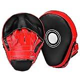 Queta Pattes d'ours Taekwondo Gants Boxing Paos Boxe Sports de Combat Bouclier Courbe Pads...