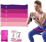 YOMI Widerstandsbänder-Set für Damen, Bänder für Übungen, schweres Workout, Stretching,...