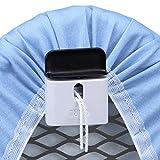 LaundrySpecialist® Carl Cord Winder - Bügelbrettbezug Spanner - Spannen Sie Ihren Bügelbrettbezug einfach und schnell - Nie Wieder Probleme mit losem Bügelbrettbezug