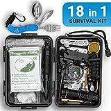 BOCK 2005 Survival Kit Überlebensset Überlebensausrüstung Überlebenspaket | Prepper Ausrüstung...