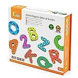 VIGA 59429 Toys - Magnetische Buchstaben und Zahlen