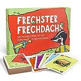 Frechster Frechdachs - Das lustige Picknick Spiel mit dem Popelhagel und dem Katzenpipi - Kartenspiel für die ganze Familie (Kartenspiel)
