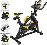 Upright Heimtrainer Indoor Studio Cycles Aerobic Training Fitness Cardio-Bike