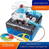 YINZI Pädagogisches Spielzeug 8 bis 10 Jahre alte Kinder Own Hands-On Simulation Elektro Science...