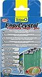 Tetra EasyCrystal Filter Pack A250/300 (Filtermaterial mit AlgoStop Depot 60 ml Anti-Algenwirkstoff,...
