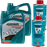 10L ADDINOL Super MIX MZ 405 Mischöl Zweitaktöl Motoröl 2-takt Öl Motor Flush