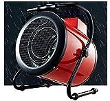 Heizlüfter Elektroheizgebläse Heißluftgenerator Industrial Fan Heater Industrie-Heizlüfter Heat...
