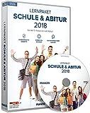 FRANZIS Lernpaket Schule und Abitur 2018 Software|2018|3 Geräte|-|Für Windows PC|Disc|Disc
