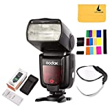 Godox TT685S GN60 TTL HSS 2.4G Blitzgerät Aufsteckblitz Speedlite für Sony Kameras